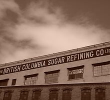 Rogers Sugar Refinery, Vancouver, BC by FadasNeboa