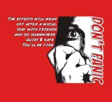 Don't Panic by Nigel  Brunsdon