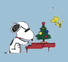 snoopy christmas by thomatos