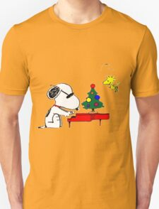 snoopy christmas T-Shirt