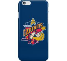 Starfleet Academy Captains Baseball iPhone Case/Skin