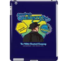 Heisenberg's Chemistry Set iPad Case/Skin