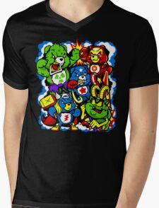 The Care Initiative  Mens V-Neck T-Shirt