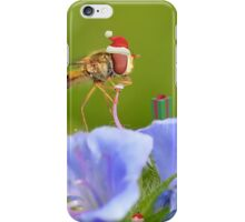 Hoverclaus       [ challenge entry ] iPhone Case/Skin