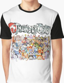 ThunderCats Graphic T-Shirt