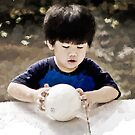 My son and his ball time by studioomg