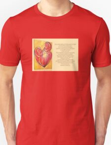 """Signposts Saying """"Happiness"""" Greeting Card Unisex T-Shirt"""