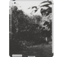 Analogue photograph- Into the woods 2 iPad Case/Skin