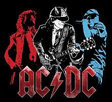 AC/DC Paris France Rock by robertnorris