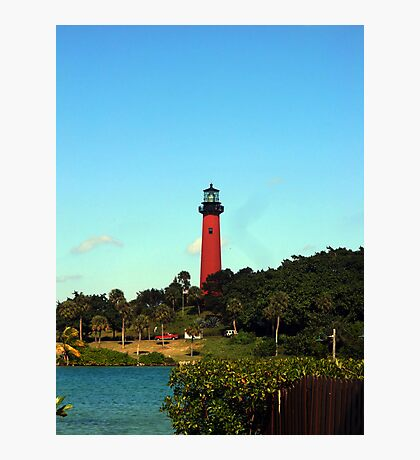 Jupiter Lighthouse Photographic Print