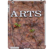 Arts iPad Case/Skin