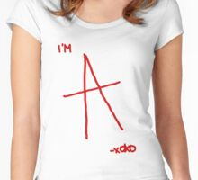 I'M A Women's Fitted Scoop T-Shirt