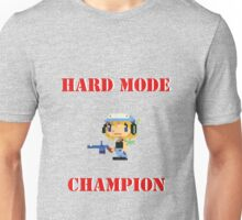 Cave Story Champion (red) Unisex T-Shirt
