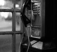 Phone Box  by Mrpunkfox