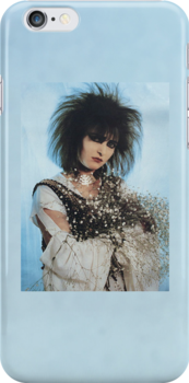 Siouxsie Sioux with Bouquet by PheromoneFiend