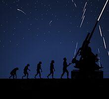 99 Steps of Progress - Shooting stars by maentis