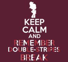 Double Stripes break, gah doi! by Flippinawesome
