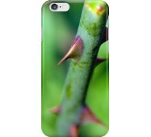Every Rose Has It's Thorns iPhone Case/Skin