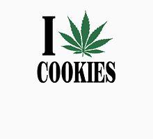 Cannabis - I love cookies Unisex T-Shirt