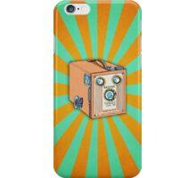 Kodak Box Brownie Illustrated iphone case iPhone Case/Skin