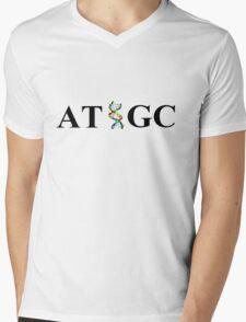 AT/GC Mens V-Neck T-Shirt