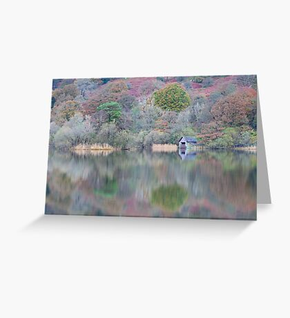 Rydal Reflections Greeting Card