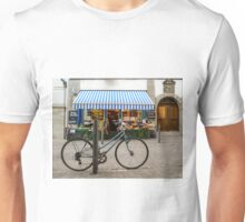 Pit Stop Unisex T-Shirt