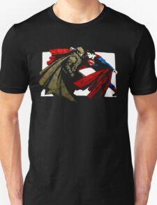 Batman V Superman Production Logo T-Shirt