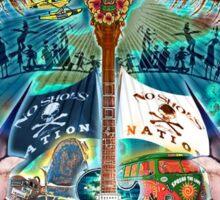 Kenny Chesney Spread the Love Tour Gunahad04 Sticker