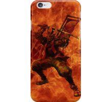 Yoshimitsu SC3 case 2 iPhone Case/Skin