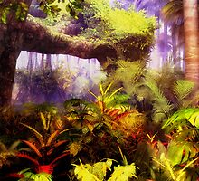 Deep Jungle III by Kerem Gogus