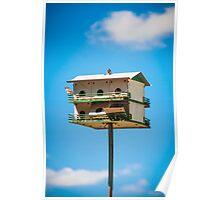 Bird Hotel Poster