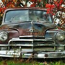 Old Rusty Plymouth - Maine by Alana Ranney