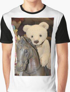 ROCKING BEAR Graphic T-Shirt