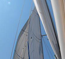 Amel Santorin sailboat sail 1 by SlavicaB