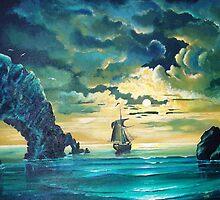 Midnight Voyage by JamesLee