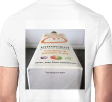 Somewhere in the world.. Unisex T-Shirt