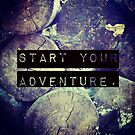 Start Your Adventure by Josrick