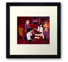 Marauder Ladies Framed Print