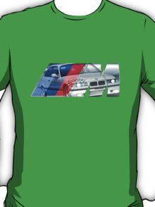 Bmw E36 M3 overlay T-Shirt