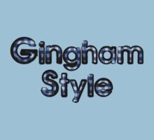 Gingham Style by Maisie Sinclair