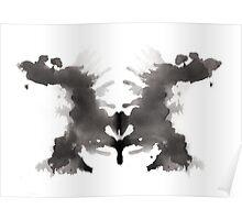 Rorschach test 03 Poster