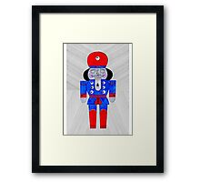 Mister NutCracker Framed Print