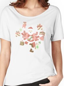 Dancing Mint Shiva Claus Women's Relaxed Fit T-Shirt