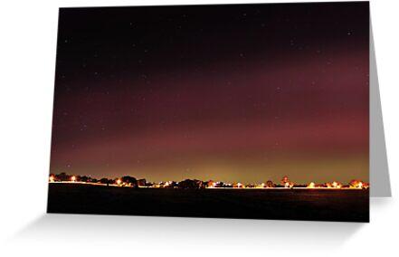 Aurora Australis by EOS20