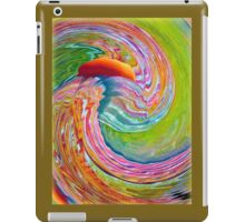 Planet on Roller Coaster iPad Case/Skin