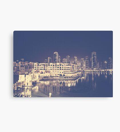 Dubai, UAE  Canvas Print