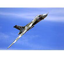 """Avro Vulcan XH558 """"Spirit of Great Britain"""" Photographic Print"""