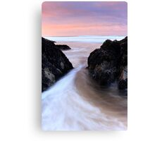 Between the Rocks - Dingle Co. Kerry Canvas Print