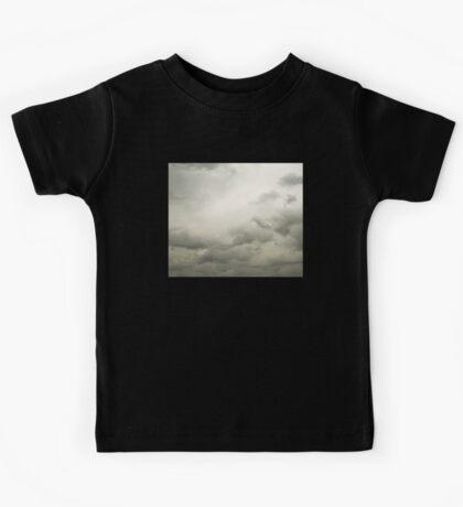 Cloudy sky Kids Tee